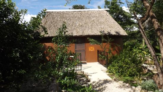 Santa Elena, Μεξικό: The casita where we stayed