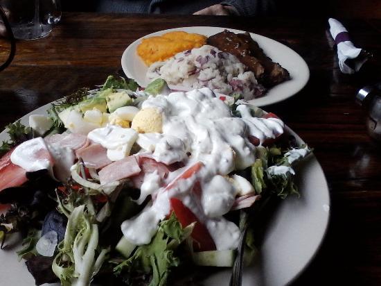 Winchester, Nueva Hampshire: Cob Salad