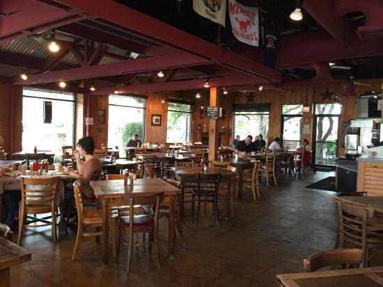 Photo of Cafe The Buffalo Grille at 1301 S Voss Rd, Houston, TX 77057, United States