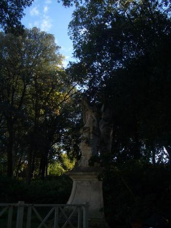 panorama di Firenze dalla terrazza del giardino - Foto di Giardino ...