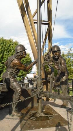Street Sculptures: Artesia NM, Street Sculpture