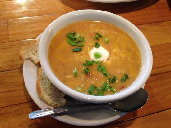 Milepost 111 Brewing Company: Soup