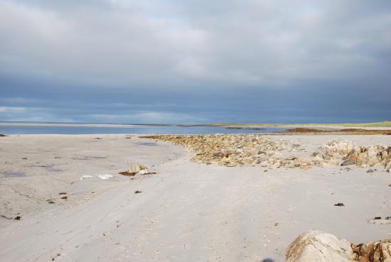 Benbecula Island, UK: Peaceful Haven