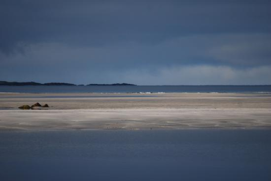 Benbecula Island, UK: Almost in paradise