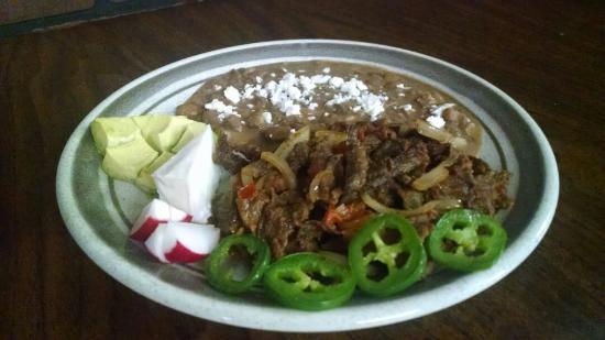Elgin, SC: Carne ala Mexicana