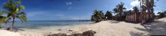 Reef Adventures Belize: Beautiful day on Ambergris Caye
