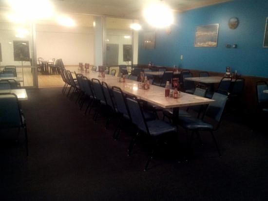 Bellevue, Νεμπράσκα: Dinning Area