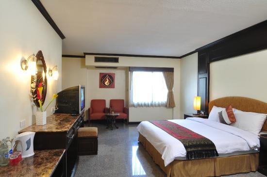 The Euro Grande Hotel: Deluxe Classic New