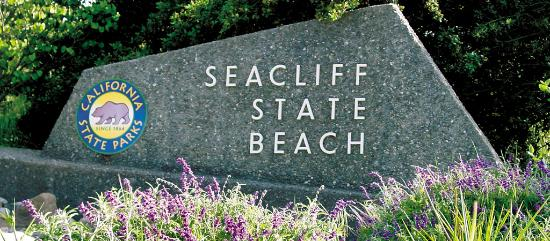 Aptos, CA: Seacliff State Beach - photo courtesy of Visit Santa Cruz/Mark Barnes