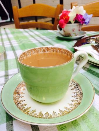 Levenshulme Antiques Village  Cup of Tea. Stripping and Restoration at Levenshulme Antiques Village