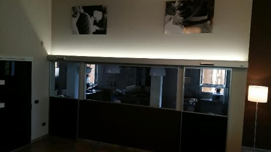 Fabbrico, Włochy: Cucina a vista