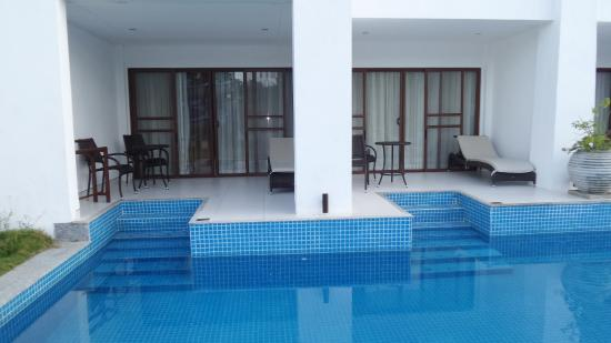 Princesa Garden Island Resort U0026 Spa: Pool Room