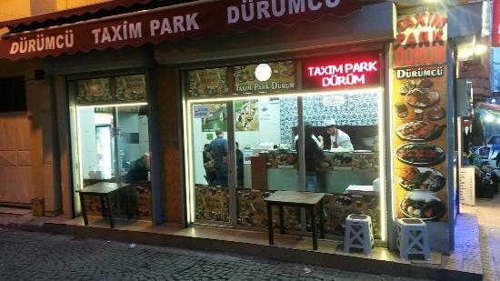 Taxim Park Durum