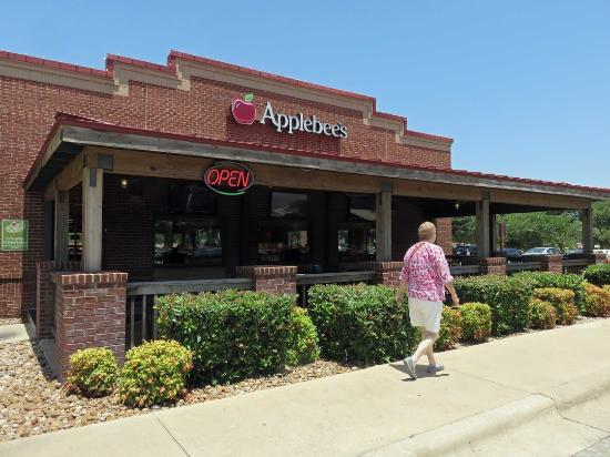 Modesto, CA: Applebee's