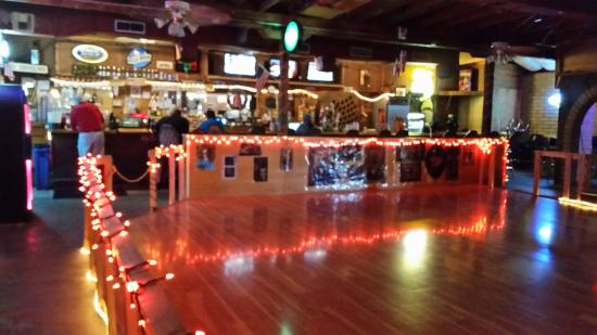 Dance Floor And Bar Picture Of Superstition Skies Restaurant