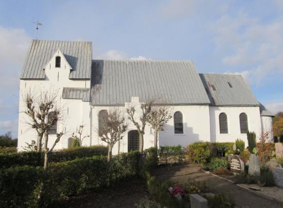Toender, เดนมาร์ก: Hostrup Kirke