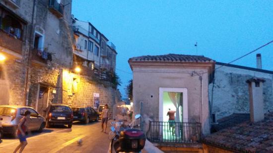 Albergo Il Castello : LE BARBIER DE CASTELLABATE
