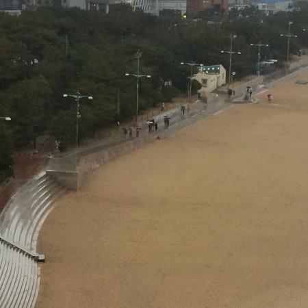 The Westin Chosun Busan: Beach