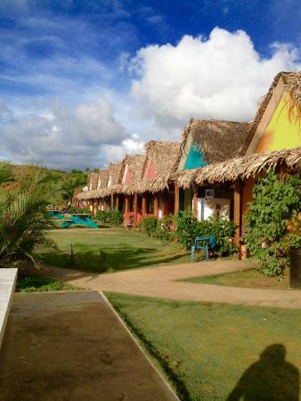 Playa Venao, Panama: Hostel rooms