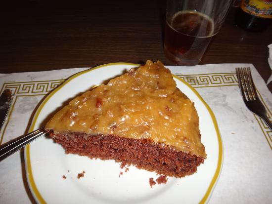 Somerset, OH: Lucious  German Chocolate Cake