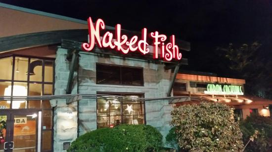 Naked fish boston