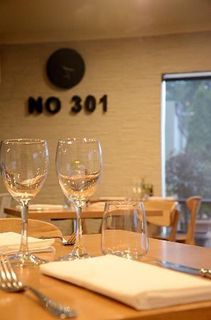 The Waverley International Hotel: Restaurant