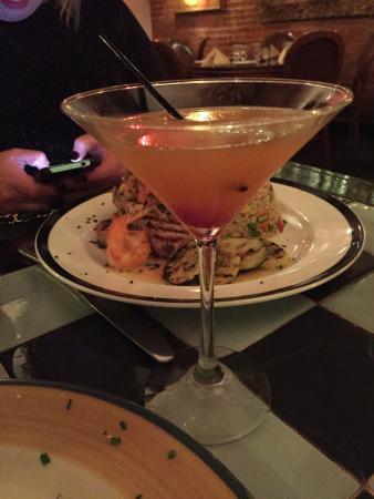 Iguana New York: Lovely dinner and drinks