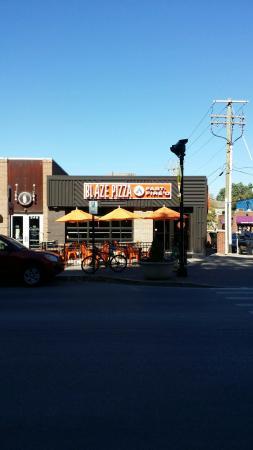 Blaze Pizza Lexington Restaurant Reviews Phone Number Photos