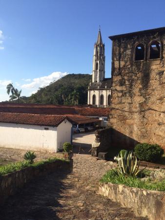 Santuario do Caraca : Santuário do Caraça