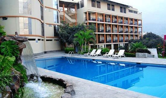 Hotel Restaurante Turístico El Tinajon de Santa Eulalia