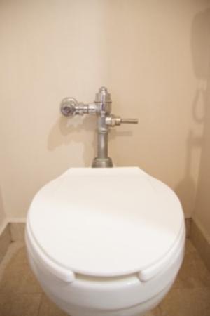 Hotel Fortin Plaza: wc