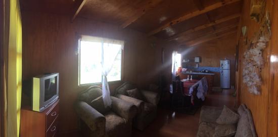 Cabanas Manatea: Living