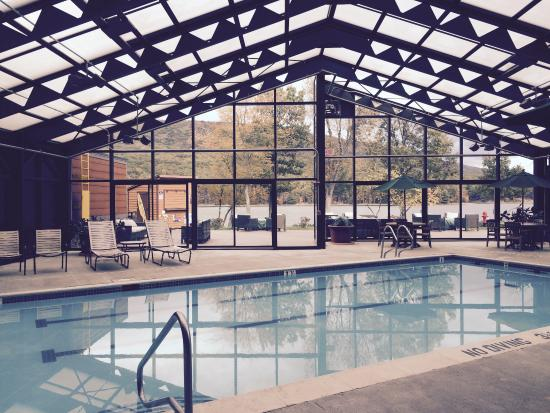 Indoor Pool Picture Of Rocky Gap Casino Resort