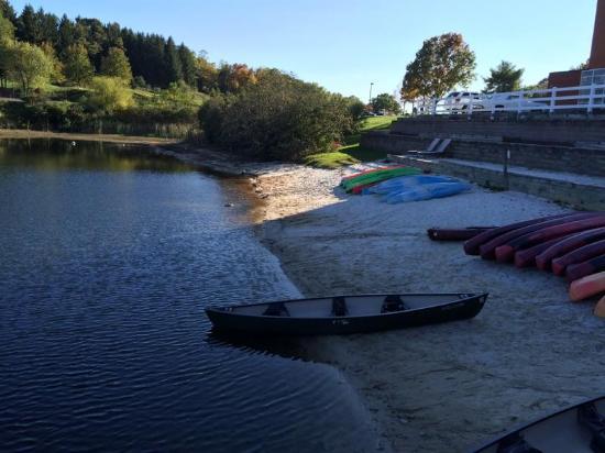 Rocky Gap Casino Resort: Kayak rentals