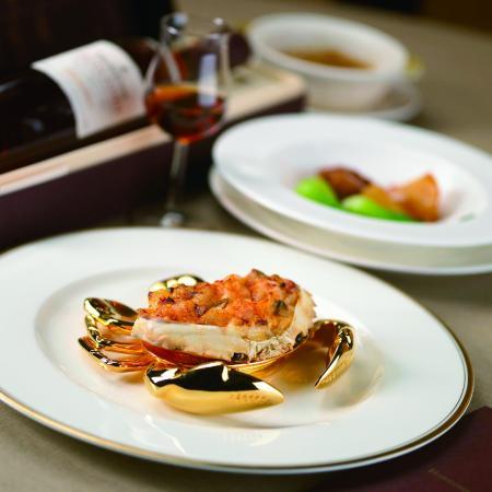 The Langham, Hong Kong: T'ang Court - meal