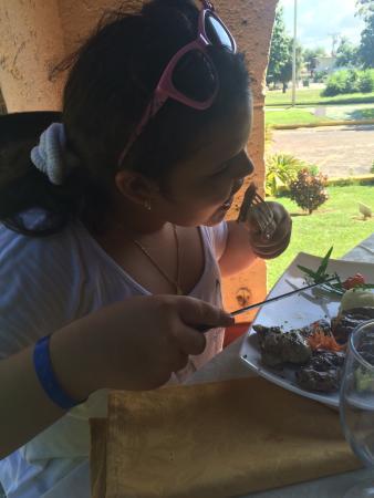 Me gusto !!! Buena atención y la comida estaba buena!!!!!!