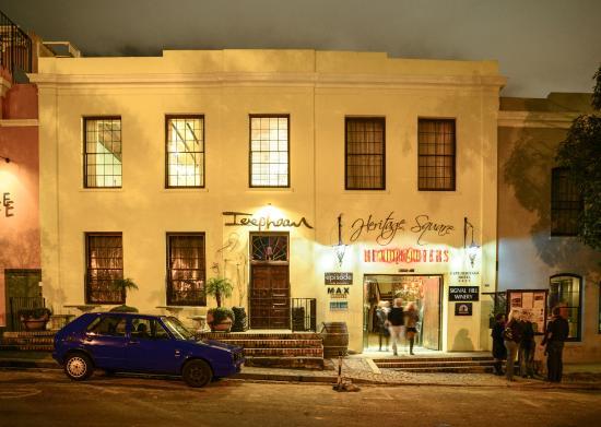 Cape Heritage Hotel: 90 Bree Street