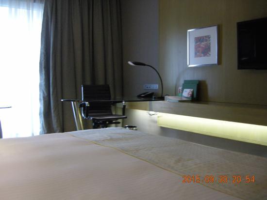 Holiday Inn New Delhi International Airport: Room