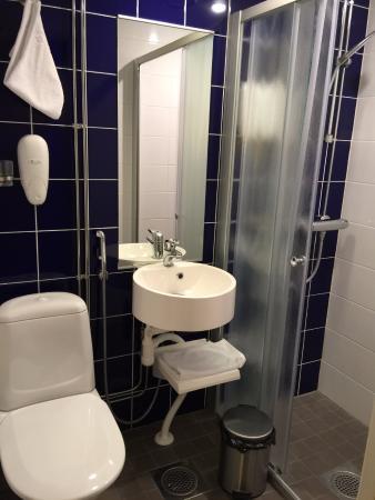 Cumulus Kuopio Hotel: kylpyhuone