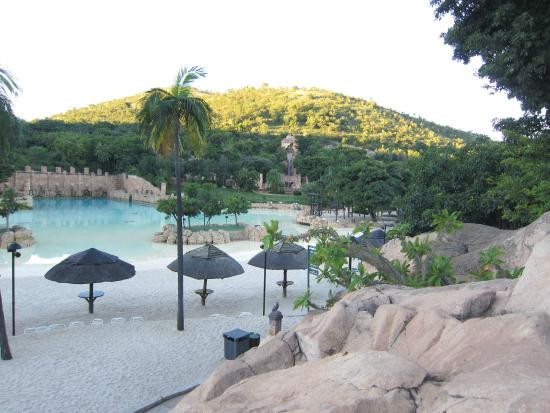 The Kingdom Resort: Enjoy time at the Valley of the Waves at Sun City