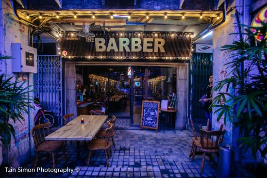 The Barber Cafe & Bar