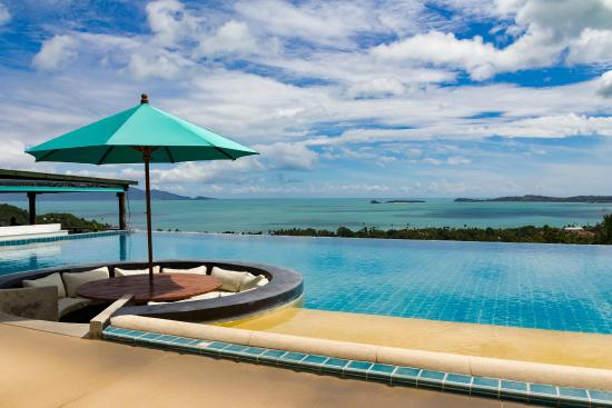 Mantra Samui Resort: Infinity pool
