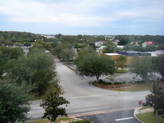 Hampton Inn Leesburg - Tavares: view from room