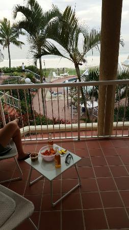 Crystal Beach Holiday Apartments: 20151107_174952_large.jpg