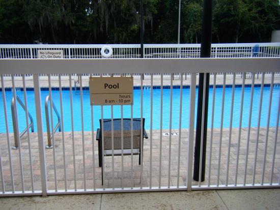Hampton Inn Leesburg - Tavares: pool