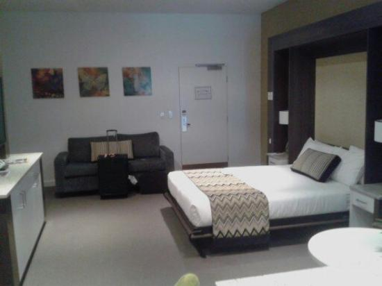 Walkers Arms Hotel: Bedroom