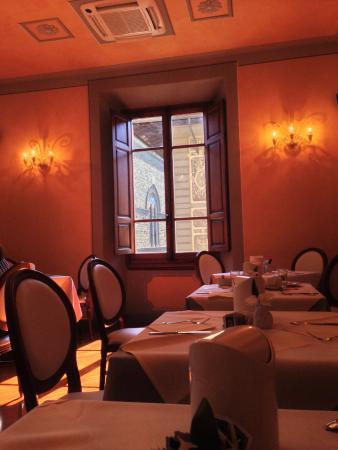 Pierre Hotel Florence: Pierre breakfast room