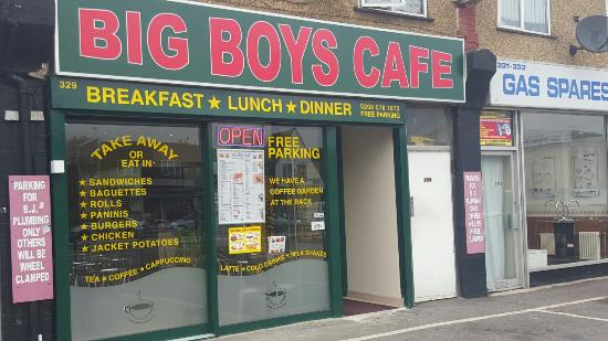 Big Boys Cafe
