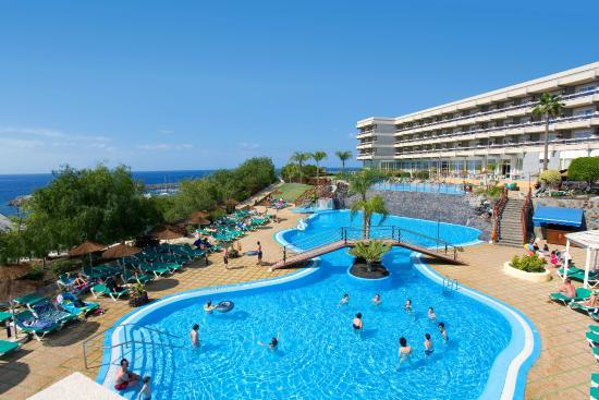 Golf del Sur, Spanien: Piscina Hotel Aguamarina Golf
