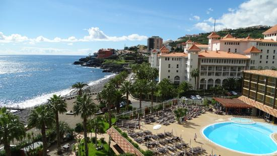 View From Hotel Room Picture Of Four Views Oasis Madeira Tripadvisor